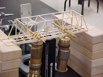 New build a bridge physics project for Physics planning and design experiments